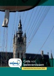Gids vol belevenissen - Stad Sint-Niklaas
