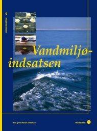 indsatsen Vandmiljø- - Danmarks Miljøundersøgelser