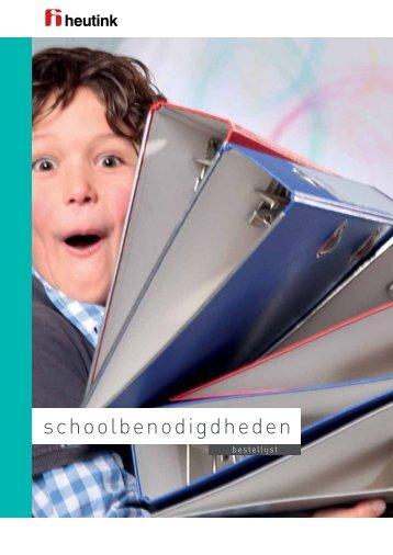 schoolbenodigdheden - Heutink