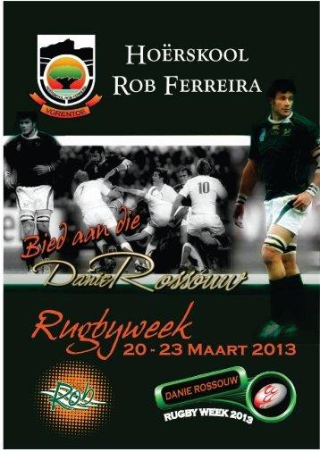 Rob Week invite - 15.co.za