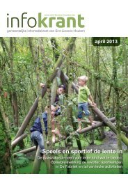 april 2013 - Sint-Lievens-Houtem