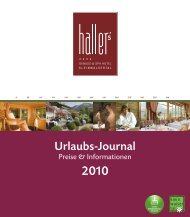 Urlaubs-Journal