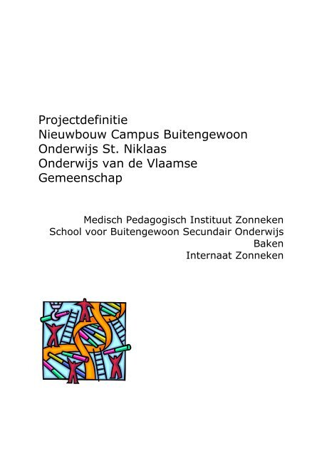 Projectdefinitie Sint-Niklaas - Go!