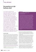 Argos uitgave nr 44, voorjaar 2011 - VHG Veterinary History - Page 6