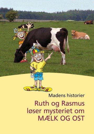 Ruth og Rasmus løser mysteriet om MÆLK OG OST