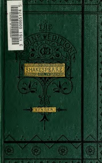 the supernaturals in the works of william shakespeare The complete works of william shakespeare william shakespeare is one of the greatest writers of modern english to date his sonnets have appeared in books and music.