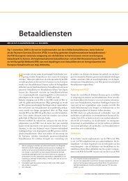 Betaaldiensten - AKD advocaten & notarissen