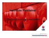 Instructie Flexitainer - BrandweerKennisNet
