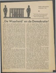 Paraat (april 1945) - Vakbeweging in de oorlog