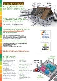 Programma del Convegno - Fiera Bolzano
