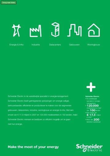 Energiebeheer - Schneider Electric