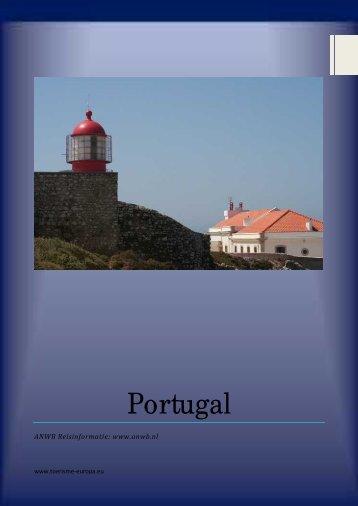 Reisgids Portugal - Toerisme Europa