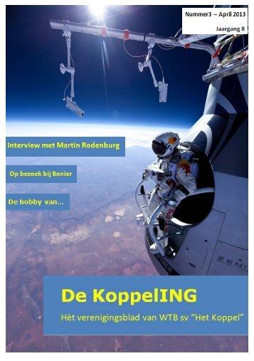 De KoppelING nr.3 2012-2013 - Het Koppel