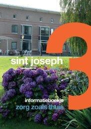 locatiebrochure van Sint Joseph - Beweging 3.0