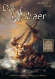Ligdraer Augustus 2010 vir pdf.cdr - Christelike Vereniging van Suid ...