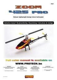 T0521 (manual).indd - RCtube.eu