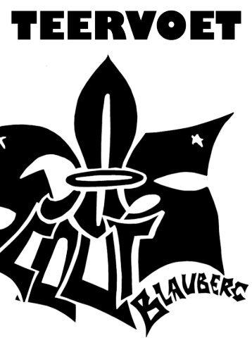 inhoudsopgave - Scouts Blauberg
