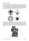 inhoudsopgave - Scouts Blauberg - Page 5