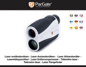 Laser avståndsmätare - Laser Avstandsmålere - Laser ...