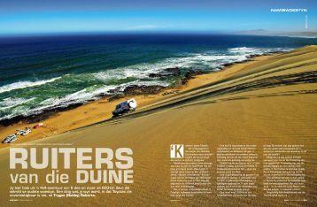 van die DUINE - Driveout.co.za