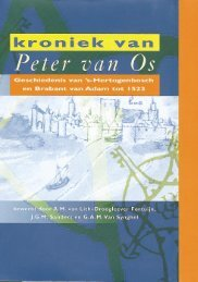 Kroniek van Peter van Os - Historici.nl