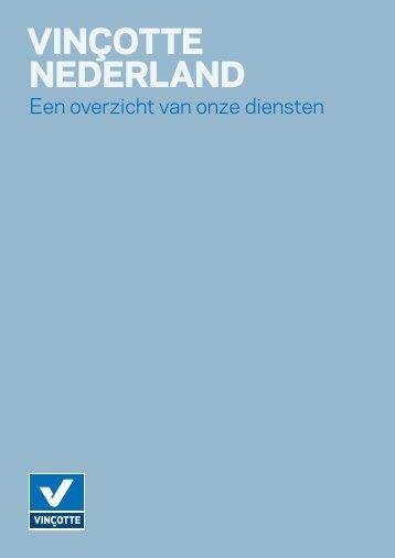 Brochure Vinçotte Nederland
