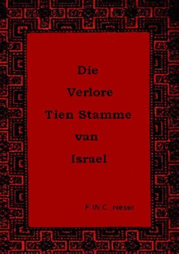 Verlore Tien Stamme