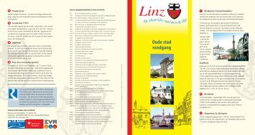 Oude stad rondgang - Linz