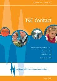 Zomer 2011 - Stichting Tubereuze Sclerosis Nederland