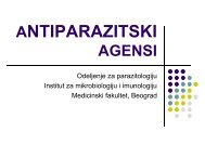 antiparazitski agensi