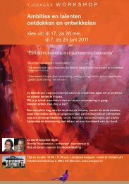 Download hier hun flyer! - Landgoed Avegoor