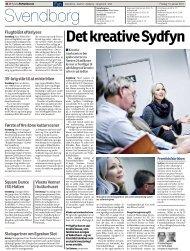 Svendborg - Gudme - Egebjerg - Langeland - Fremtidsfabrikken