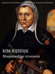 Kim Rijsdijk (pdf) - Jonge Historici Schrijven Geschiedenis