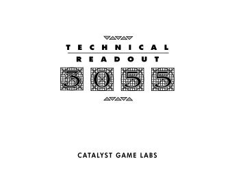 Technical Readout 3057 (Revised).pdf