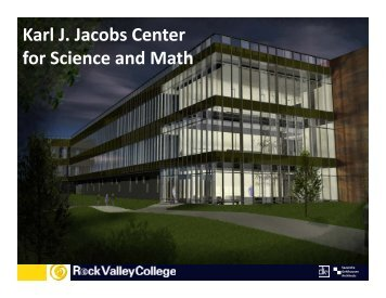 Karl J. Jacobs Center for Science and Math for Science and Math