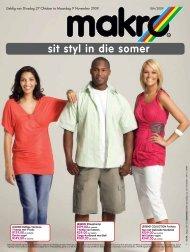 sit styl in die somer - Makro