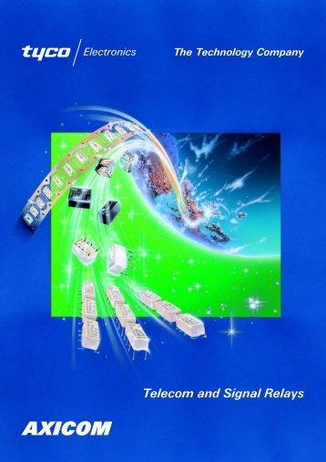 Telecom and Signal Relays