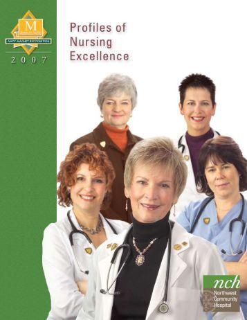 Download 2007 Report - Northwest Community Healthcare