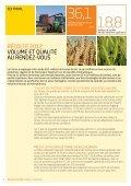 Qualité des blés français récolte 2012 - Direction régionale de l ... - Page 2