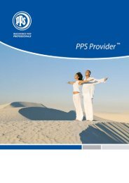 PPS Professional Life Provider