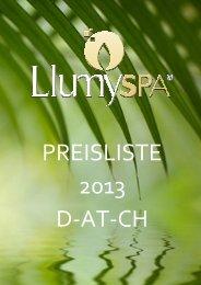 LLUMYSPA DEUTSCHLAND