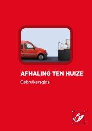 AFHALING TEN HUIZE - De Post