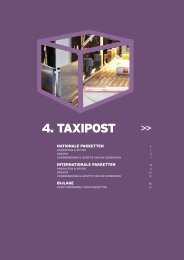 4. TAxIPOST - De Post