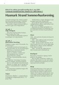 Hasmark Strand 2009 - Andelsselskabet Hasmark Strands ... - Seite 6