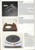 Technics Hi-Fi Program 1980/81 incl prisliste - Page 7