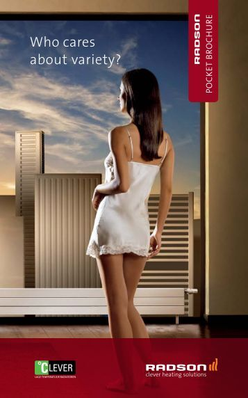 Radson radiatoren - Boets Sanitair & Verwarming