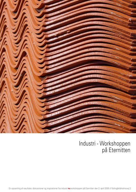 Eternitten Workshop - Aalborg Kommune