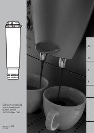 de en fr it - Kaffeevollautomaten.org