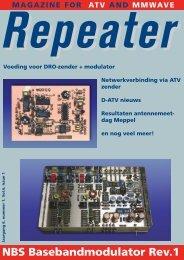 Repeater Volume 6 Issue 1