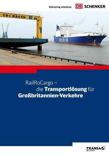 RailRoCargo - DB Schenker Rail Deutschland AG